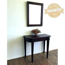 console table and mirror set table with mirror set madame console table and mirror set console