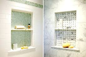 Niche Bathroom Shower Bathroom Niche Ideas Shower Tile Niche Ideas Fitnessarena Club