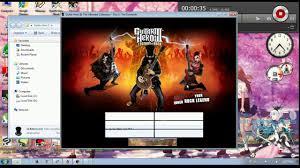 cara bermain gitar hero 3 di pc cara install guitar hero 3 pc indonesia youtube