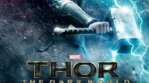 thor the dark world the first poster den of geek