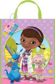 doc mcstuffins wrapping paper disney junior doc mcstuffins party in a box for 8