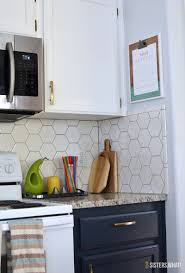 kitchen 33 kitchen tiles to remodel a two toned diy kitchen