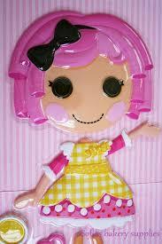 lalaloopsy cake topper lalaloopsy cake 5pc lalaloopsy cake topper layon set by