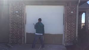 How To Stain Mohagany Doors Youtube by Wonderful How To Paint Garageor Images Conceptors Refresh Old Wood