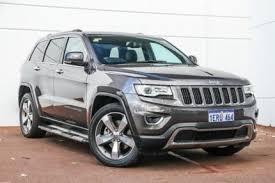 grey jeep grand cherokee 2016 2015 jeep grand cherokee wk my15 limited grey 8 speed sports