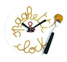 horloge murale cuisine originale horloge cuisine originale horloge cuisine beau horloge murale