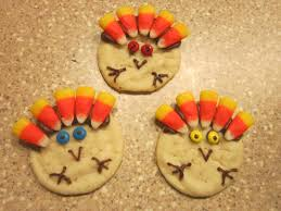 easy thanksgiving cookies cookies tidbit times