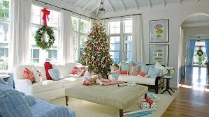 Christmas Decorating Ideas Coastal Living - Coastal living family rooms