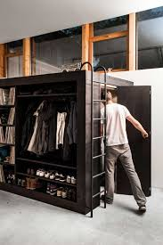 Loft Beds Maximizing Space Since Boxed In Clever Loft Beds And Space Efficient Storage Units