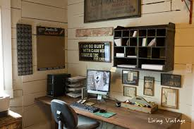 Vintage Home Office Desk Our Home Office Reveal Living Vintage