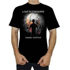 camiseta a day to remember common courtesy galleryrock