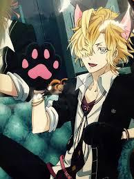 cute anime halloween my neko uploaded by kou u0027s m neko chan on we heart it