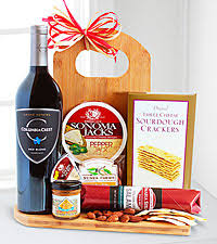 wine and cheese baskets wine and cheese baskets wine basket delivery from ftd