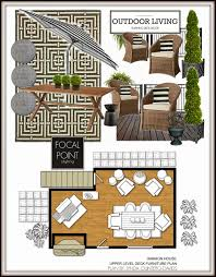 Outdoor Living Plans Focal Point Styling Outdoor Living Deck Decor Planning For Spring