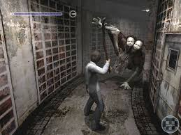 twin victims silent hill 4 the room screen shot game play
