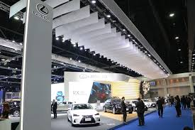 lexus thailand rc the 38th bangkok international motor show reach to the planet of