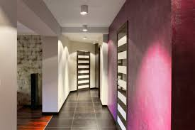 Hallway Ceiling Lights Wonderful Contemporary Hallway Ceiling Lights For Plain Plaster