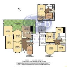 Garden Floor Plan by Godfrey U0026 Barr Estate Agents Floorplan For Dorchester Gardens