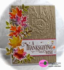 happy thanksgiving family and friends mackiemade paper creations november 2014