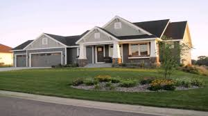 What Is Craftsman Style House Craftsman Style House Landscaping Youtube