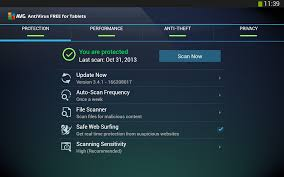 download free tablet antivirus security for android free tablet