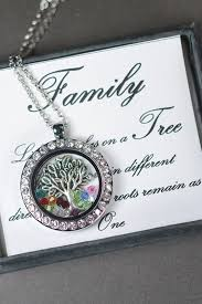 s day necklace with birthstone charms mothers day necklace mothers day jewelry floating glass locket