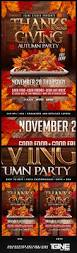 thanksgiving party flyer thanksgiving autumn party flyer template by 1gine graphicriver