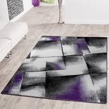 Wohnzimmer Grau Creme Designer Teppich Wohnzimmer Ausgefallene Farbkombination Karo