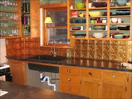 kitchen rose gold kitchen decor orange and grey living room