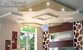 plafond chambre tendances des idées de faux plafond design moderne faux plafond design