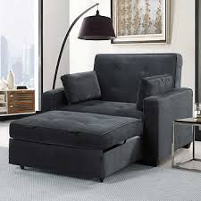 Black Sofa Bed Loungers Costco