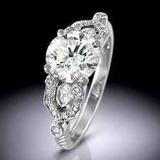 vintage inspired wedding rings uk wedding ideas
