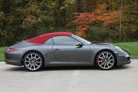 2012 porsche 911 s price 2012 porsche 911 s cabriolet german cars for sale