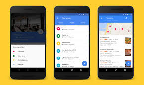 Google Maps Driving Directions Usa by Google Maps U0027 Foursquare Like Lists Feature Is Getting Closer To
