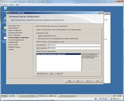 installing sql server express 2008 on windows server 2003 james