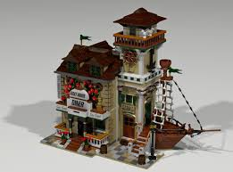 boat house lego ideas boat house diner