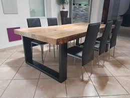 Chaise Industrielle En M C3 A9tal Par Henri Attrayant Table Salle Manger De A Style Industriel Vieillis 1 Chaise