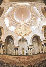 Largest Chandelier Al Shindagah