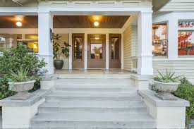 Two Story Craftsman by Two Story Craftsman With Wide Porch Tile Fireplace Wants 2m