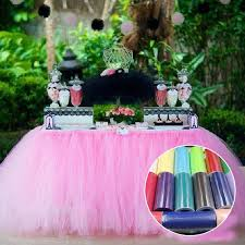 cloth chair covers 2017 chair covers table cloth chair sash wedding decorations tutu