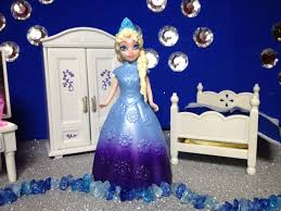 frozen disney elsa see how to design a queen elsa bedroom and bed frozen disney elsa see how to design a queen elsa bedroom and bed toys video diy youtube