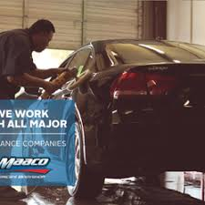 Master Auto Body Upholstery Maaco Collision Repair U0026 Auto Painting Body Shops 13501