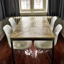 Design Your Own Kitchen Table Pallet Dining Room Table Diy