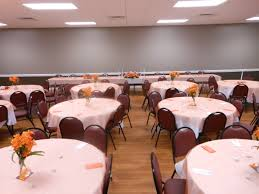 welcome to the charlie robertson banquet hall charlie robertson