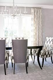 Fabric Upholstered Dining Chairs The Popularity Of Upholstered