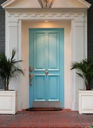 horrible front door ideas wooden made applying black doorlever for