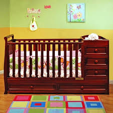 Convertible Crib Changing Table Crib Changer Combo View In Gallery Crib Changer Combo 5591