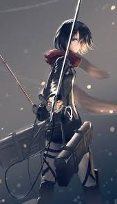 148 best attack on titan mikasa images on pinterest attack on