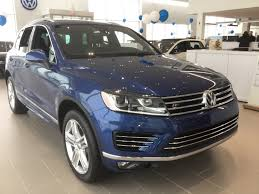 new 2017 volkswagen touareg 3 6l execline in sherwood park ab s
