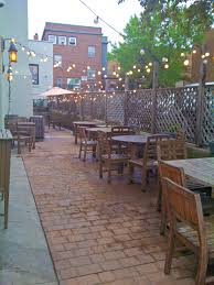 Outdoor Cafe Lighting by Hungry For The Great Outdoors Madison U0027s Best Outside Dining